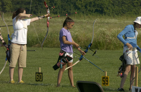 JOAD Outdoor Nationals - Day 2