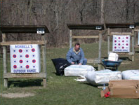 Prepping Targets